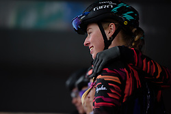 Alice Barnes (GBR) at Driedaagse Brugge - De Panne 2018 - a 151.7 km road race from Brugge to De Panne on March 22, 2018. Photo by Sean Robinson/Velofocus.com