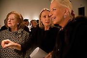 Princess Alexandra Romanoff; Ghislaine Graziani; Princess Michael of Kent, Benno Graziani: Memories Of Summer, Hamiltons Gallery. London. 16 September 2009.