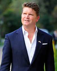 Ambassador of the United States of America <br /> to the United Kingdom of Great Britain and Northern Ireland, Matthew W. Barzun - Photo mandatory by-line: Joe Meredith/JMP - Mobile: 07966 386802 - 9/09/14 - Winfield reception for the Invictus Games - London - Winfield House
