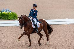 Witte-Vrees Madeleine, NED, Cennin<br /> World Equestrian Games - Tryon 2018<br /> © Hippo Foto - Dirk Caremans<br /> 12/09/18