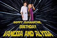 Quarantine Birthday