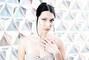 Bella Hadid super model poses for Ki Price.