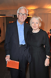 LUCIA VAN DER POST and NEIL CRICHTON-MILLER at a gala evening in aid of Ubuntu Education Fund held at Battersea Power Station, London on 4th May 2011.