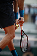 Juan Martin DEL POTRO (ARG) at service during the Roland Garros French Tennis Open 2018, day 9, on June 4, 2018, at the Roland Garros Stadium in Paris, France - Photo Stephane Allaman / ProSportsImages / DPPI