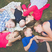 Family and Children Photography by Connie Roberts Photography