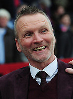 Football - 2018 / 2019 Premier League - Crystal Palace vs Chelsea<br /> <br /> Ex Palace player, Geoff Thomas at Selhurst Park<br /> He is the Founder of the Geoff Thomas Foundation, a charity that raises funds to fight cancer, a disease from which Thomas has suffered.<br /> <br /> Credit: COLORSPORT/ANDREW COWIE