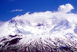 Lava Dome, Mt. St. Helens, Mt. St. Helens National Volcanic Monument, Washington, US, October 2004