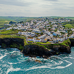 Cornwall by drone