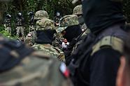 Migranci na granicy z Bialorusia koczuja juz 12 dzien cz.2 - 20.08.2021