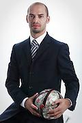 Belo Horizonte_MG, Brasil...Retrato do jogador de futebol Marques...The portrait of the soccer player Marques...Foto: BRUNO MAGALHAES / NITRO