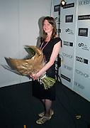 AUDE LESUR, FashionExpo, fashion show and Awards. Business Design Centre, Upper st. London. 19 November 2008.  *** Local Caption *** -DO NOT ARCHIVE -Copyright Photograph by Dafydd Jones. 248 Clapham Rd. London SW9 0PZ. Tel 0207 820 0771. www.dafjones.com