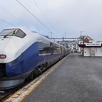 NSB Jernbanestasjonen i Kristiansand