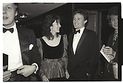 Ghislaine Maxwell, Sebastian Taylor, Dynasty Ball. Intercontinental. 1986.