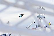 Cheryl Maas during Women's Snowboard Big Air Finals at 2017 X Games Norway at Hafjell Alpinsenter in Øyer, Norway. ©Brett Wilhelm/ESPN