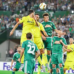 20150917: AUT, Football - UEFA Europa League 2015/16, SK Rapid Wien vs Villareal CF