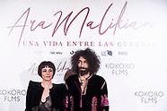 102319 'Ara Malikian: una vida entre las cuerdas' Madrid premiere