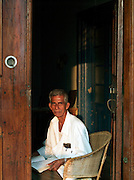 Local man in Galle, Sri Lanka