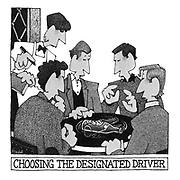 Choosing the Designated Driver