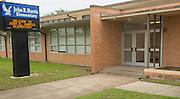 John R Harris Elementary, April 18, 2013. The school was part of the 2007 bond.