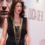 NLD/Amsterdam//20140330 - Filmpremiere Lucia de B. , Isa Hoes