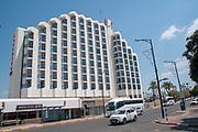 Leonardo club hotel Tiberias, Israel on the shores of the Sea of Galilee