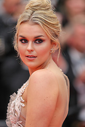 Singer Tallia Storm attends the screening of Sorry Angel (Plaire, Aimer Et Courir Vite) during the 71st annual Cannes Film Festival at Palais des Festivals on May 10, 2018 in Cannes, France. Photo by Shootpix/ABACAPRESS.COM