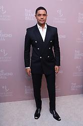 September 15, 2018 - New York City, New York, USA - 9/13/18.Trevor Noah at Rihanna''s 4th Annual Diamond Ball held at Cipriani Wall Street in New York City..(NYC) (Credit Image: © Starmax/Newscom via ZUMA Press)
