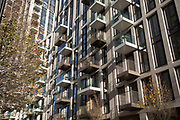 London Dock is a large development of new flats and apartments in Wapping, London, England, United Kingdom.