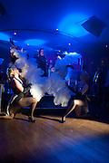 Proud Cabaret launch. Mark Lane. London. EC3. 3 November 2009