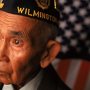 Apolonio Rinen, a Filipino, served in WWII but did not receive his medals until nearly 50 years later.