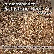 Pictures of Prehistoric Petroglyph Rock Carvings from Capo di Ponti History National Museum