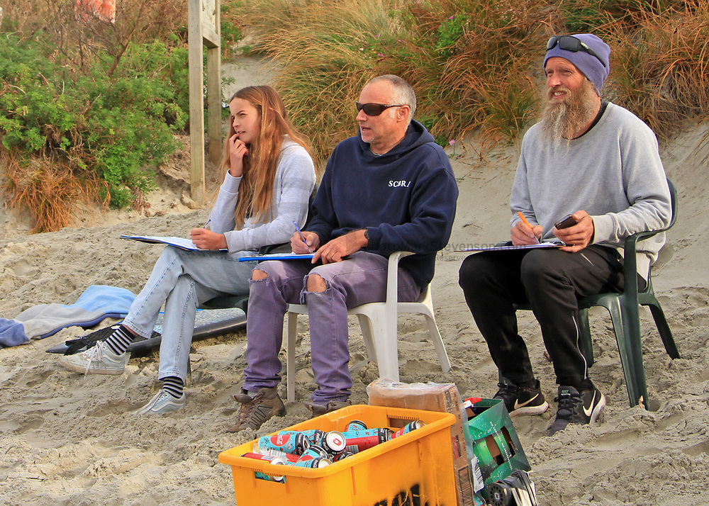 Congratulations Nick Mills- the winner of the 2019 Herb & Paro Memorial trophy in honour of Robert Herbert aka Herb and Brent Mathias aka Paro. <br /> Alans beach was the call for the best waves on offer in Dunnos on Saturday. So off roared a dozen odd cars loaded full of surfers ranging from 14 yrs to 54yrs to have a surf for past friends / SCBRA members. The waves were very rideable in the 2/3ft range and peaked at low tide for the final. <br /> It was another great day with a chilled out crew who were just keen to hang out, catch a few waves and share memories of these members who all died tragically, far too young. That night a few beers went down at the club with the Bob Turvey aka Boo Boo trophy up for grabs over the pool table with a knock out team comp. Thanks to all those that joined us on the day to honour these past members.<br /> Duan / StevO.<br /> Results<br /> Herb & Paro 2019 <br /> 1st Nick Mills<br /> 2nd Dane Robertson <br /> 3rd Paul Harrison <br /> 4th Luke Rogers<br /> 5th Shani Ayson<br /> Weaich Cup -<br /> top junior for the day <br /> Luke Rogers<br /> Frank Cup<br /> 1st Lee Morris<br /> 2nd Kahu Khan<br /> 3rd Simon Khan<br /> 4th Mark Stevenson<br /> 5th Anika Ayson