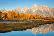 Autumn in Grand Teton National Park
