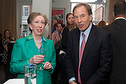 MARGARET BECKETT; BRUCE BLAIR,, Gala screening of COUNTDOWN TO ZERO, Bafta. Piccadilly. London. 21 June 2011. <br /> <br />  , -DO NOT ARCHIVE-© Copyright Photograph by Dafydd Jones. 248 Clapham Rd. London SW9 0PZ. Tel 0207 820 0771. www.dafjones.com.