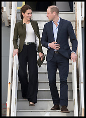 Duke and Duchess of Cambridge in Cyprus - 5 Dec 2018