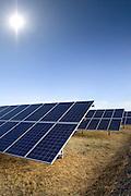 Vaca-Dixon Solar Farm..Photo by Jason Doiy.
