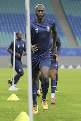 October 17, 2017 - Na - Leipzig, 10/16/2017 - Training to adapt to the pitch of the Fc Porto team at the Red Bull Arena, in anticipation of the game against RB Leipzig for the Champions League. Danilo Pereira  (Credit Image: © Atlantico Press via ZUMA Wire)