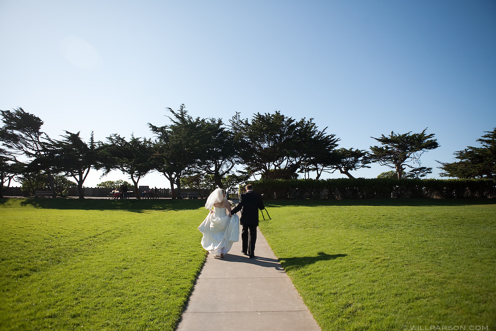 Sunny and Bob got married on November 14 in Cambria, California.
