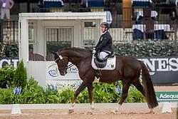 Dr Trabert Angelika, GER, Diamond's Shine<br /> World Equestrian Games - Tryon 2018<br /> © Hippo Foto - Sharon Vandeput<br /> 19/09/18