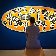 Capogrossi @ Guggenheim Museum