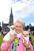 23-8-2016: Killarney & District Canine Club 35th All Breed Dog Show in Killarney on Tuesday. The event featured dogs from all over Europe.<br /> Photo Mary Susan MacMonagle 0646632833<br /> <br /> <br /> <br /> e: info@macmonagle.com