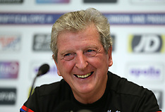 Roy Hodgson Unveiling - 15 Sept 2017