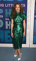 May 29, 2019 - New York City, New York, U.S. - Actress MARGARITA LEVIEVA attends HBO's Season 2 premiere of 'Big Little Lies' held at Jazz at Lincoln Center. (Credit Image: © Nancy Kaszerman/ZUMA Wire)