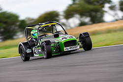 David Mason pictured competing in the 750 Motor Club's Locost Championship. Image captured at Snetterton on July 18/19, 2020 by 750 Motor Club's photographer Jonathan Elsey