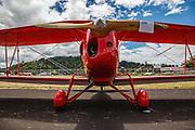 1996 Experimental Great Lakes 2T-1A at Wings and Wheels at Oregon Aviation Historical Society.