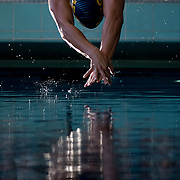 5/5/17{time] -- during the CCCAA swimming and diving state championships in Monterey Park, CA.<br /> <br /> Photo By Colter Peterson / Sports Shooter Academy