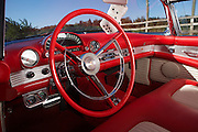 1956 Ford Thunderbird, owned by Daryl Nichols