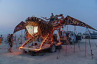 Manticore by the Man Team - https://Duncan.co/Burning-Man-2021