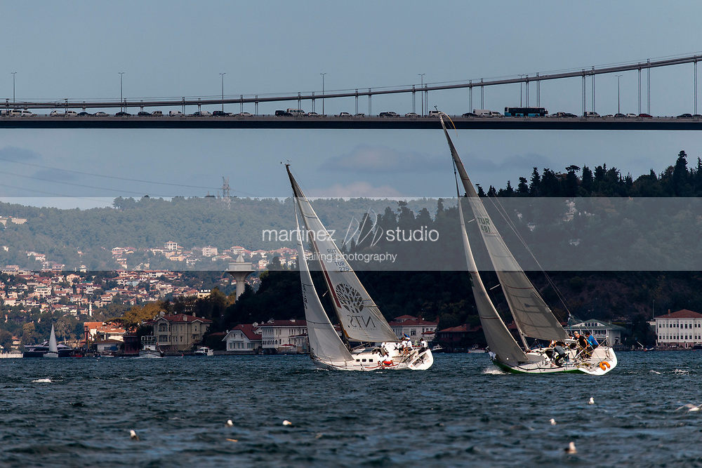 Turkcell Platinum Bosphorus Cup 2019. <br /> © Pedro Martinez / Martinez Studio<br /> 28 September, 2019.
