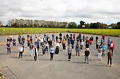 Ramsgrange Community  school staff 2020